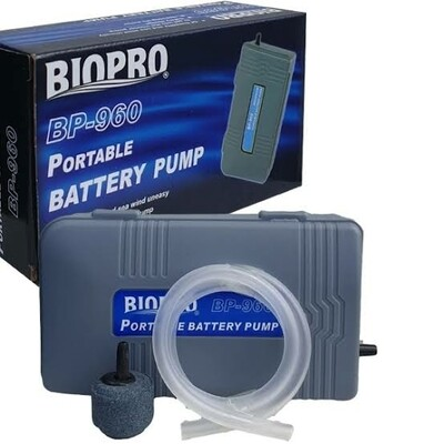 Battery Operated Airpump