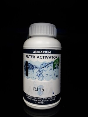 Organic Aqua Filter Activator