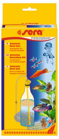 sera Artemia (Brine Shrimp) Breeding Kit
