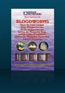 Ocean Nutrition Frozen Bloodworms