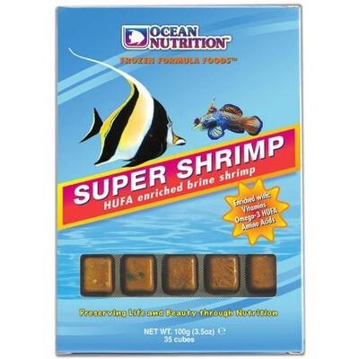 Ocean Nutrition Frozen Super Shrimp