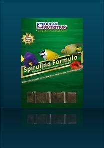 Ocean Nutrition Frozen Spirulina Formula
