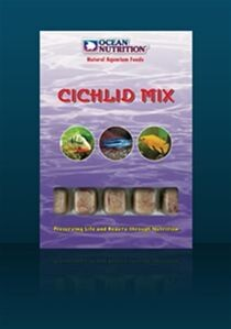 Ocean Nutrition Frozen Cichlid Mix
