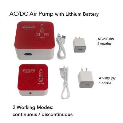 AC/DC Aquarium Air Pump