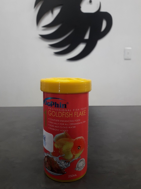 DoPhin Goldfish Flakes (250ml)