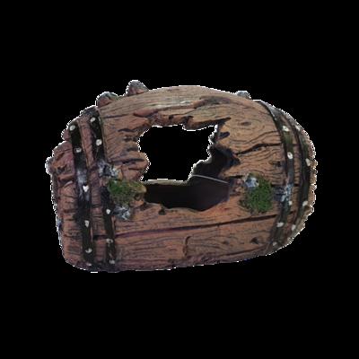 Broken Barrel Ornament