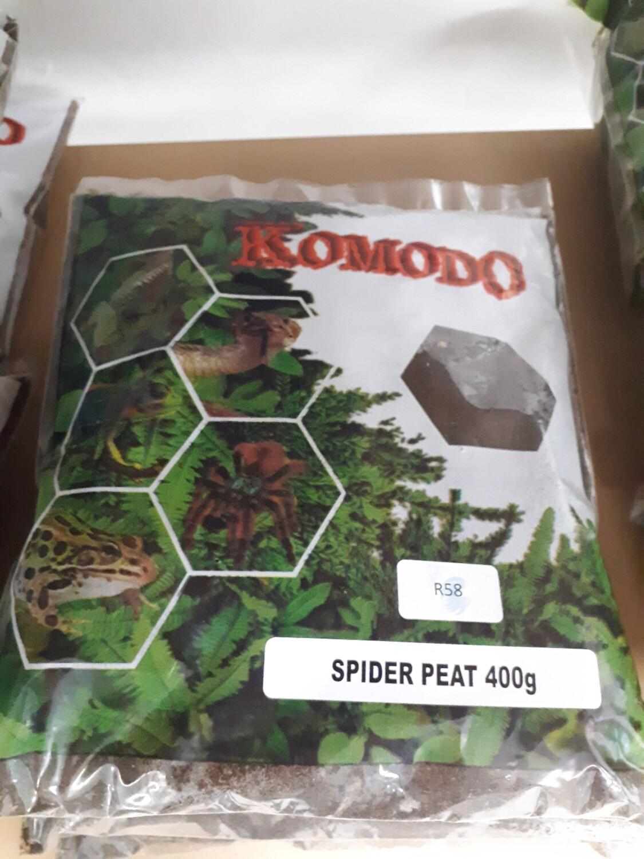 Spider Peat Moss (400g)