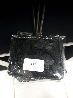 Black Fish net (10cm)