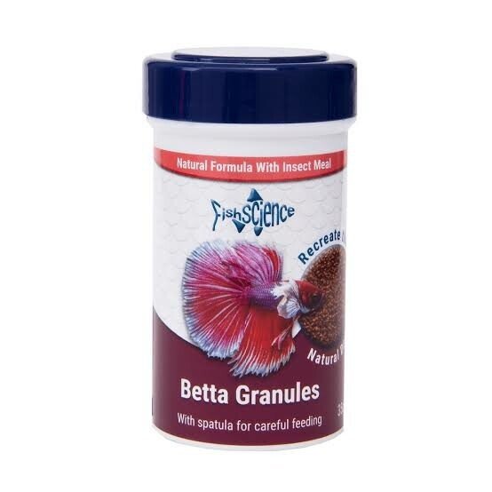 FishScience Betta Granules (35g)