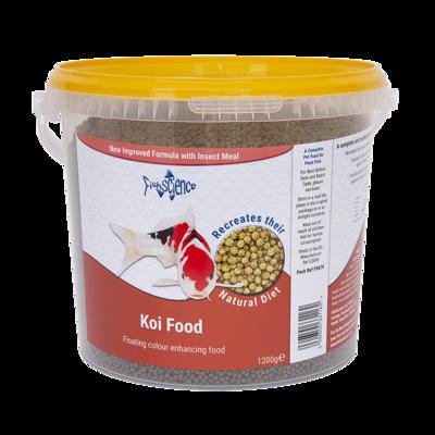 FishScience Koi Food