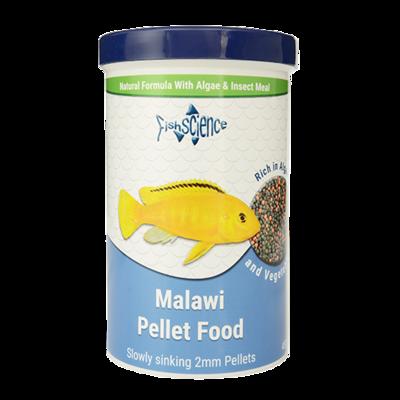 FishScience Malawi Pellets (115g)