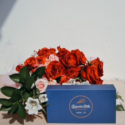 Roses & Splendid Oaks Chocolate