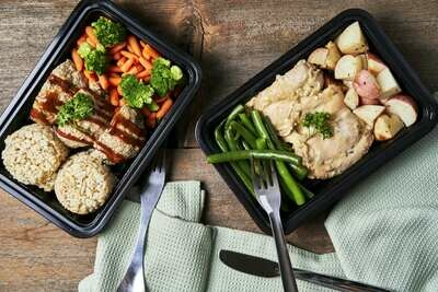 Lean Monthly Meal Package ML-1002