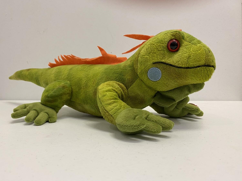 Iguana Plush