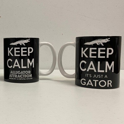 Gator Coffee Cup
