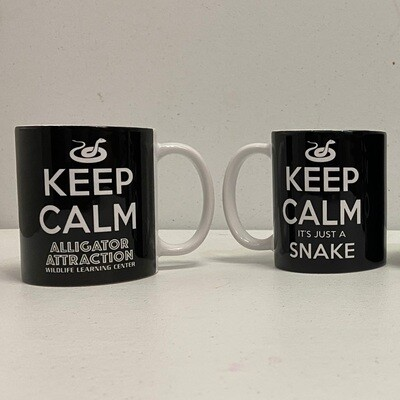 Snake Coffee Cup