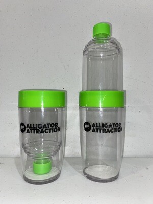 Alligator Attraction 32 oz. Flip Tumbler