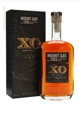 Mount Gay 1703 Reserve Cask Rum  (700 ml)