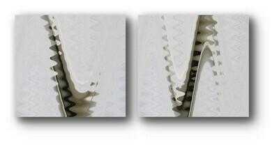 CONJUNTO BLANCO (60x60)x2