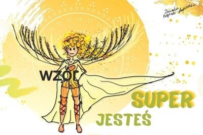 JESTEŚ SUPER