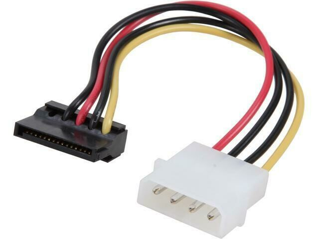 Molex to SATA Adapter