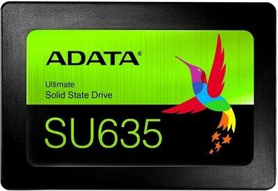 """ADATA SU635 240GB 3D-NAND SATA 2.5"""" Internal SSD"""