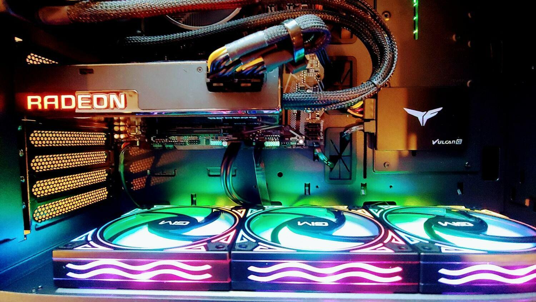 Custom Gaming PC - Ryzen 5 / Radeon R9 Fury X