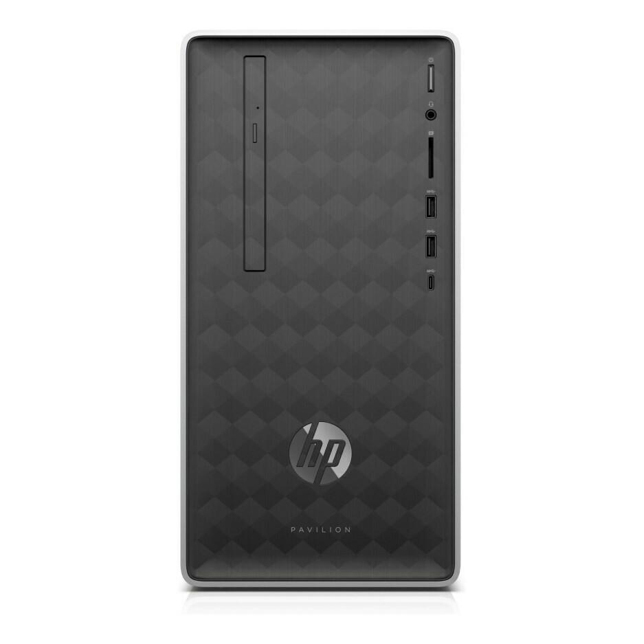 HP Pavilion 590-p0024 - Refurbished AMD Ryzen HP Desktop PC