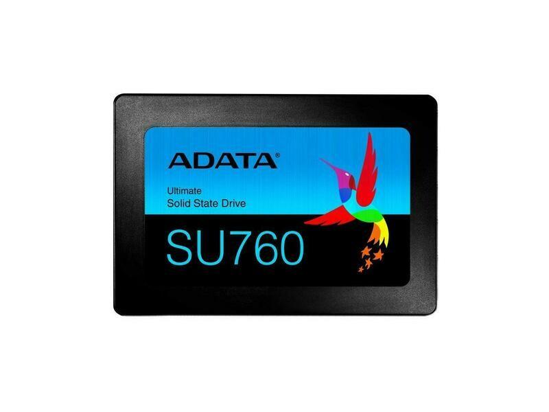 ADATA SU760 1TB 3D NAND 2.5 Inch SATA III Internal SSD