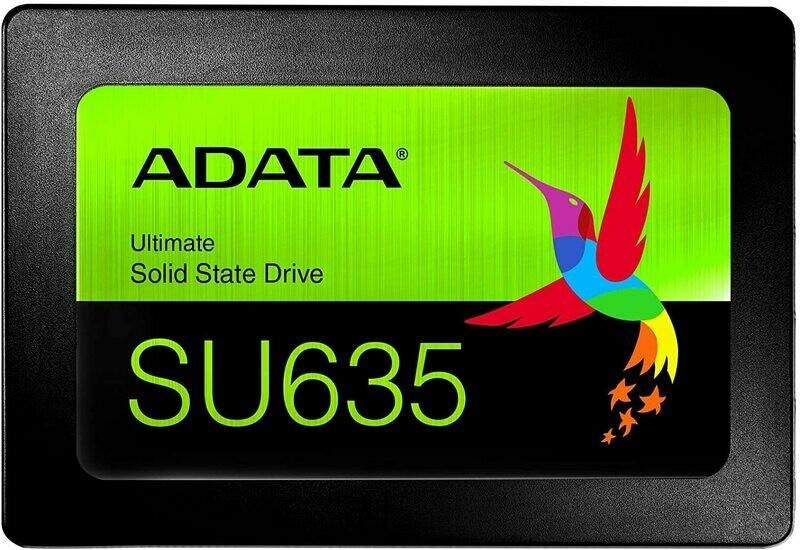 ADATA SU635 960GB 3D-NAND SATA 2.5 inch Internal SATA SSD