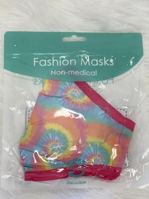 Masks Tie Dye