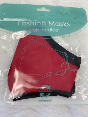 Masks Red