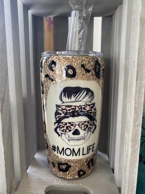Momlife 20oz Custom Tumbler