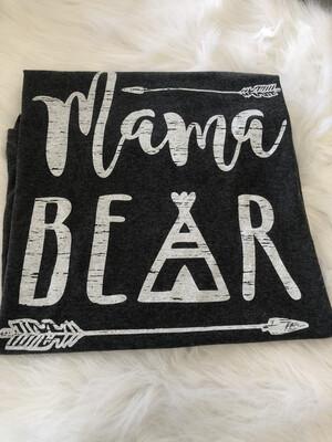 Mama Bear Tee- Medium
