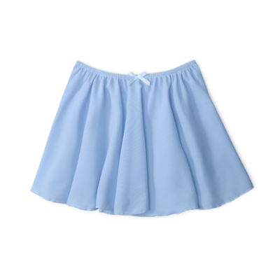 Circle Skirt: Blue