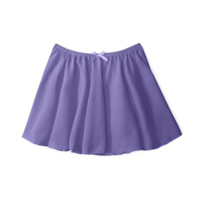 Circle Skirt: Lilac