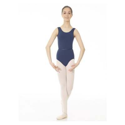 Leotard: Tank - Navy