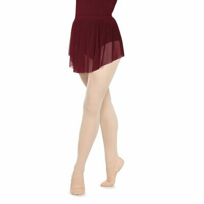 Skirt: Maroon [Plum]