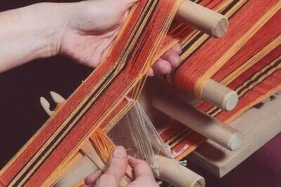 2021 Inkle Weaving: A 2 Part Class