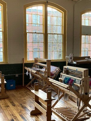 2021 Fall Floor Loom Manchester - An Introduction for Beginners (9 weeks)
