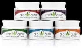 CBD Clinic Cream
