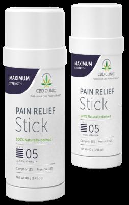 CBD Clinic Pain Relief Stick