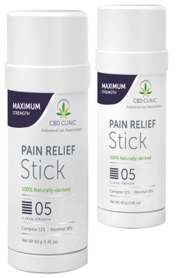 CBD Clinic Pain Relief Stick