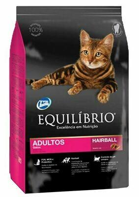 Equilibrio Gatos Adultos 7.5 kg +750gr