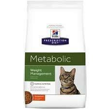 Hill's gato Prescription Diet Metabolic 1.8kgs