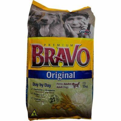 Bravo Receta Orignial 15kgs