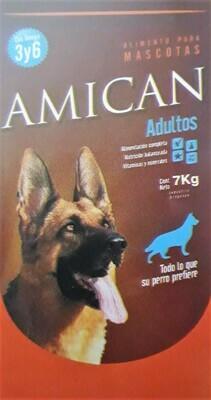 Amican adulto 7 kg