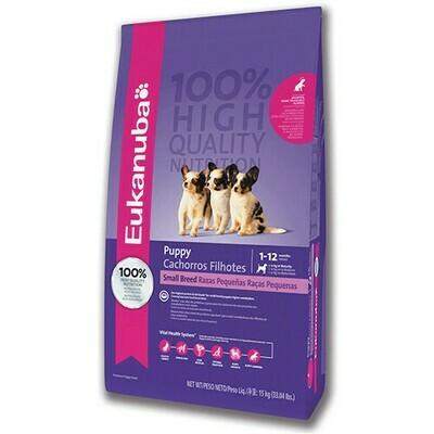 Eukanuba Cachorros Razas Peque�as 15 kg