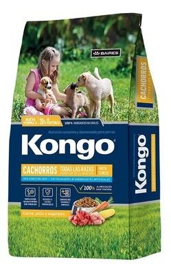 Kongo Cachorros razas medianas y grandes 21Kg