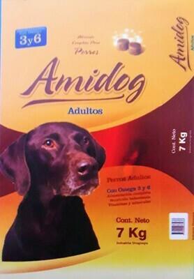 Amidog adulto 7 kg Por Mayor